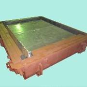 Металлоформа для производства лотков фото