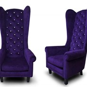 Кресло c кристаллами Swarovski «Лорд» фото