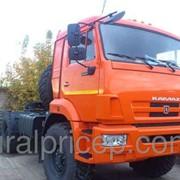 Седельный тягач Камаз 44108 двигатель 300 л.с ,Евро 2, рейсталинг фото