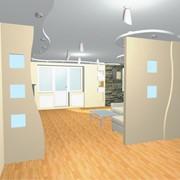 Комплектация офисов мебелью под заказ фото