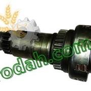 Редуктор пускового двигателя ЮМЗ, Д-65 (Д65-1015101) фото