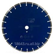 Алмазный диск для высокоармированного, твердого бетона, формы 1A1RSS фото