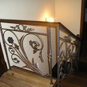 Лестницы под ключ Артикул: ЛК-020-3 фото
