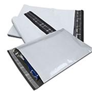Курьерский пакет 340х400+40мм с карманом, код: 20159 фото