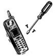 Ремонт аппаратов сотовой связи фото