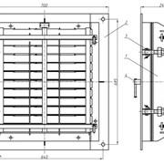Противовзрывные защитные секции и коробки для них (УЗС-1; УЗС-8; УЗС-25 ; УЗС-50; УЗ-3; МЗС; МЗ-2) фото