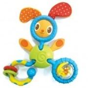 Погремушка 3в1 Кролик БанниTiny Smarts® - Buny Trio Toy фото