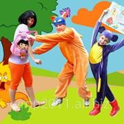 Детские праздники. фото