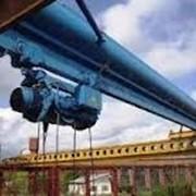 Кран балка мостовой кран опорный гп. 10 тн. 16,5м. Красноярск. фото