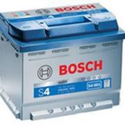 Аккумуляторы Bosch S4 Silver фото
