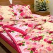 Ткань постельная Бязь 125 гр/м2 150 см Набивная цветной 3081-2/S517 TDT фото