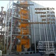 Зерносушилка Teco 1366j 13 секций 6 уровней фото