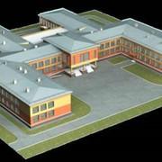 Проектирование школы фото
