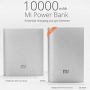 Внешний аккумулятор Xiaomi Mi Power Bank 10000 фото
