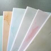 Пластиковые панели ПВХ фото