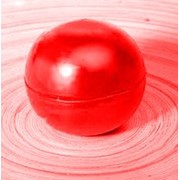 Воск цветной красный фото