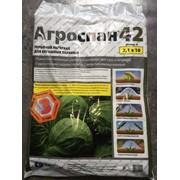 "Укрывной материал ""Агроспан 42"" 2.1х10 фото"