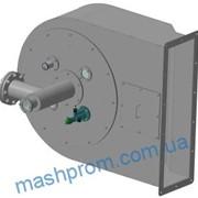 Горелка комбинированная газовая, жидкотопливная с рециркуляционным устройством ГГРУ-2500 фото