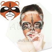 Маска Berrisom Animal mask series - raccoon с плацентой и аденозином фото