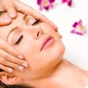 Общий и лечебный массаж. Массаж лица фото