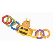 """Набор для коляски """"Пчелка"""" пластик (КА308) фото"""