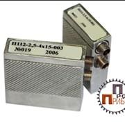 Преобразователи ультразвуковые П112-2,5-10х4-004 фото