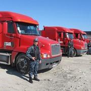 Охрана грузов, сопровождений грузов фото