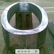 Металлообработка Обработка металлопроката для башен ветрогенераторов фото