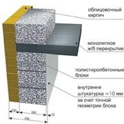 Полистиролбетонные блоки Д-500