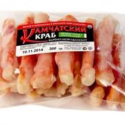 Мясо в/м Камчатского Королевского краба 2-я фаланга фото