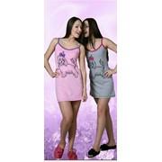Ночная сорочка Собачка, размер 40-54 фото