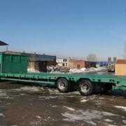 Трал перевозка негабаритных и тяжеловесных грузов фото