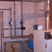 Системы инфракрасного отопления помещений фото