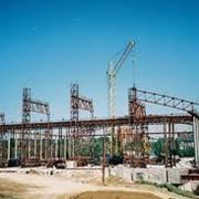 Изготовление и монтаж стальных конструкций фото