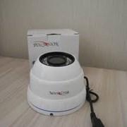 Купольная AHD видеокамера PDM-A2-V12 v.7.5.6 фото