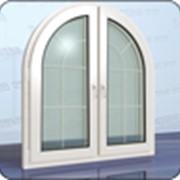 Арочные окна фото