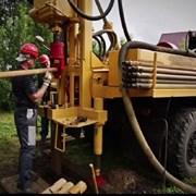 Бурение и обустройство скважин на воду в Минусинск фото