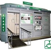 Туалетный модуль-павильон Городовой Классика 302СИ/312СИ фото