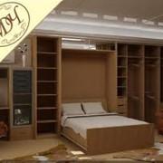 Шкафы-кровати. фото