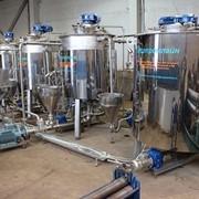Мини Завод производительностью 3 000 кг молока в сутки фото