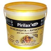 Огнезащитная краска Pirilax. Антисептики, антипирены, огнезащита. Доставка фото