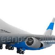 Курьерская доставка почтовых отправлений авиатранспортом Аральск - Зыряновск весом до 0,3 кг фото