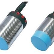Датчик индуктивный цилиндрический высокотемпературный тип HPS фото