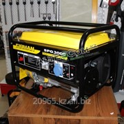 Бензиновый электрогенератор Firman SPG3000 фото