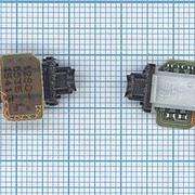 Аудио разъем для Sony Xperia Z3 D6603 D6633 на шлейфе с сенсором и микрофоном