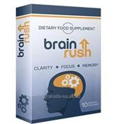 BrainRush (БрэйнРаш) - капсулы для улучшения памяти. Фирменный магазин. фото