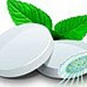 Жевательная резинка для похудения diet gum 10 табл. По 2гр фото