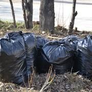 Мешок мусорный  фото