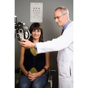 Консультация врача-офтальмолога фото
