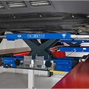 Гидравлический траверс для легковых автомобилей и фургонов с ручным приводом SD26L